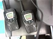 COBRA ELECTRONICS 2 Way Radio/Walkie Talkie MICRO TALK PAIR